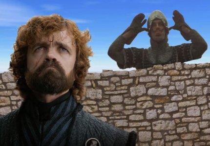Το Game of Thrones συναντά τους Monty Python