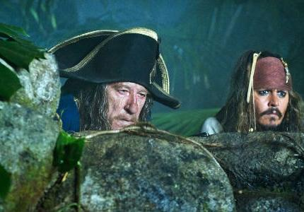 Mακράν οι Πειρατές