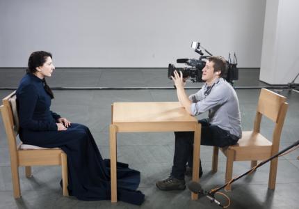 Ντοκιμαντέρ για τη Μαρίνα Αμπράμοβιτς