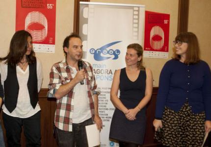 Θεσσαλονίκη 14: Σάρωσαν οι ελληνικές ταινίες στα Βραβεία Αγοράς