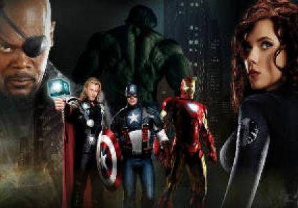 «Action» για Avengers!