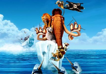 Αναπάντεχη πρωτιά το Ice Age 4