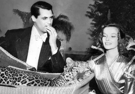 H γυναίκα και η λεοπάρδαλη