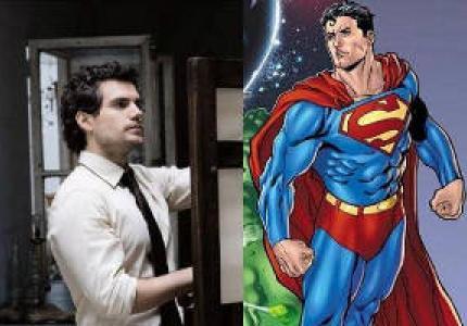 To πρόσωπο του νέου Superman
