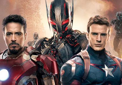 """Iron Man"" vs ""Captain America""!"