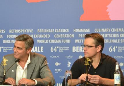 "Berlinale 14: Τζορτζ Κλούνι στο MOVE IT: ""Eίναι σωστό τα μάρμαρα του Παρθενώνα να επιστρέψουν στην Ελλάδα"""