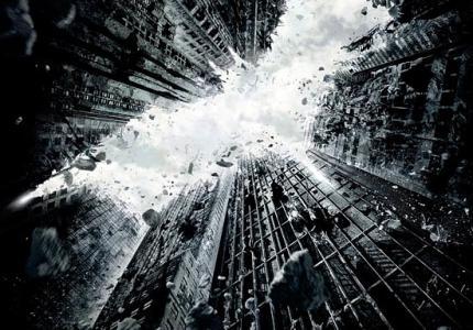 Τhe Dark Knight Rises: Το πόστερ είναι σούπερ