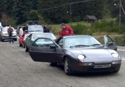 Με τις πέτρες πήραν οι Aργεντινοί τους παρουσιαστές του «Top Gear»