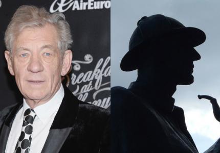 """Πρώτο τρέιλερ για """"Mr. Holmes"""" με Ίαν ΜακΚέλεν"""