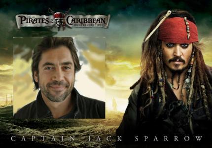 """Ο Χαβιέ Μπαρδέμ στους """"Πειρατές της Καραϊβικής 5"""". Και μια Ελληνίδα!"""