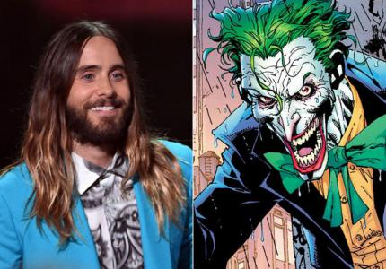 O Joker ξανά σε ταινία! Τζάρεντ Λέτο λέμε. Πρώτη φωτό.