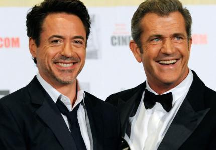 """Ρόμπερτ Ντάουνι Τζ; """"Θα έπαιζα στο Iron Man 4, αν σκηνοθετούσε ο Μελ Γκίμπσον"""""""