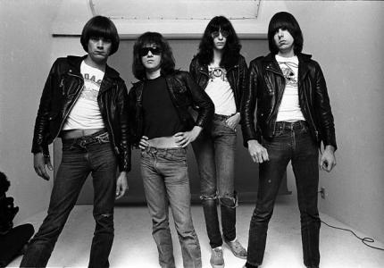 """Οι """"Ramones"""" του Μάρτιν Σκορσέζε!"""