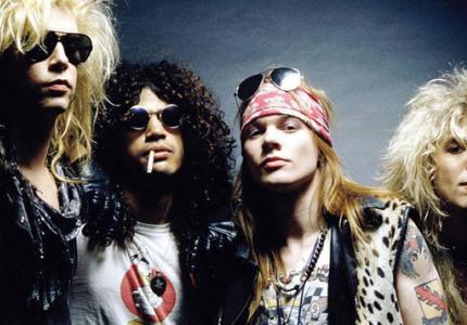 Η ιστορία των Guns N' Roses στο σινεμά