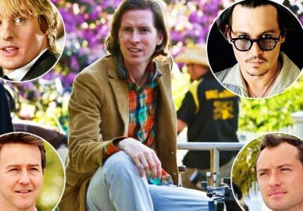 Dream cast: Ουές Άντερσον σκηνοθετεί Τζόνι Ντεπ;