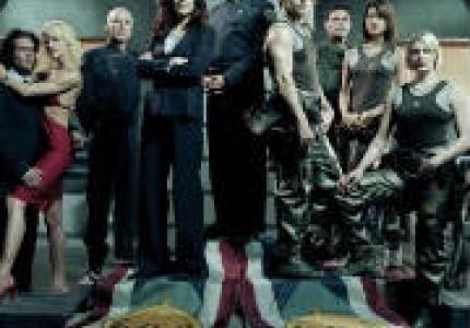 Βattlestar Galactica season 2