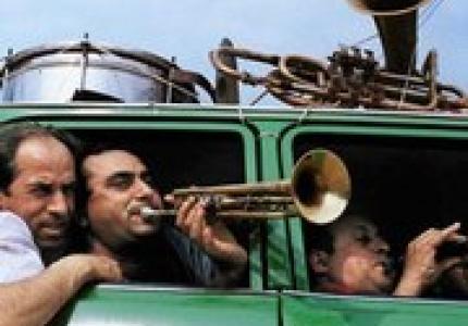 Tales of a gypsy caravan