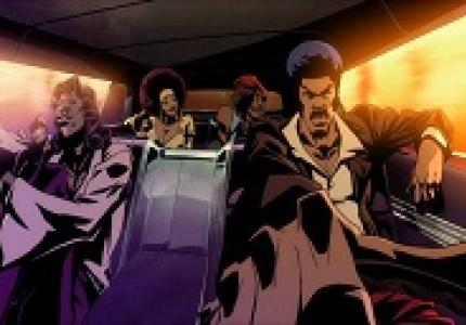 Black Dynamite Animated Series