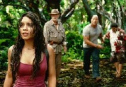 Journey 2: Τhe mysterious island 3D