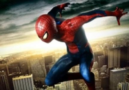 Τhe Αmazing Spider-man