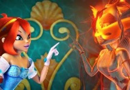 Winx 3D: Magic Adventure