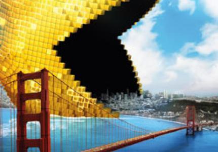 """""""Pixels"""": 80s ρετρο-λατρεία!"""