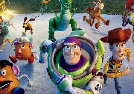 Toy Story Boxset