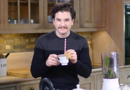 Θέλετε να πιείτε ένα τσάι παρέα με τον Jon Snow;