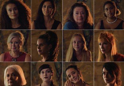 "Tα ""Πορτραίτα"" 19 γυναικών από τον Χρήστο Πυθαρά"