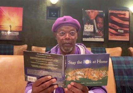 """Σάμουελ Τζάκσον: """"Stay the f@ck home!"""""""