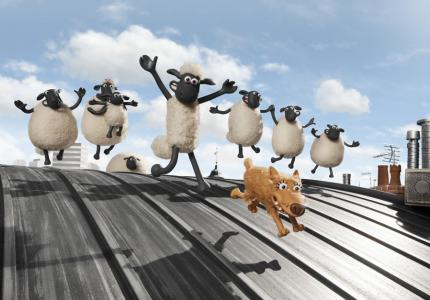 Shaun, the sheep