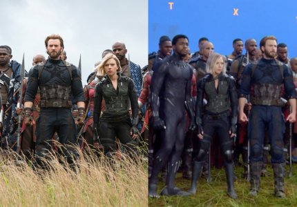 Μια ματιά στο σύμπαν της Marvel χωρίς τα εφέ