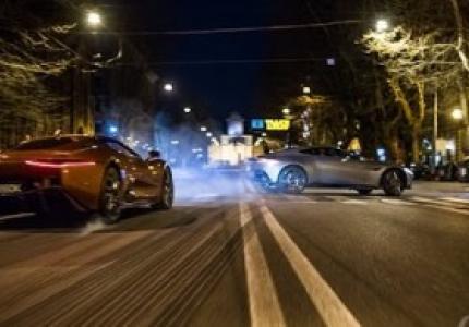 "Clip με τα απίστευτα αυτοκίνητα του ""Spectre"""