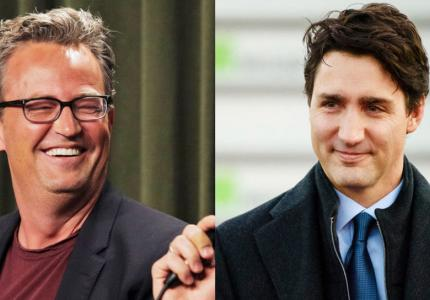 Matthew Perry Admits To Fighting Trudeau on Jimmy Kimmel Live!