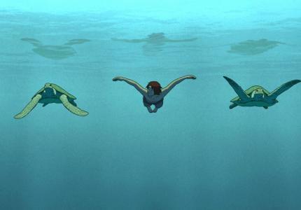 Η κόκκινη χελώνα