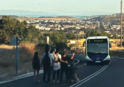 Το σποτ για τα αστικά λεωφορεία Βόλου είναι κλάμα