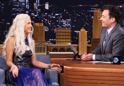 Η Κρίστεν Ουίγκ είναι η νέα... Khaleesi;