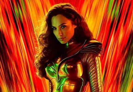 """""""Wonder Woman 1984"""": Πολύχρωμη 80ίλα"""