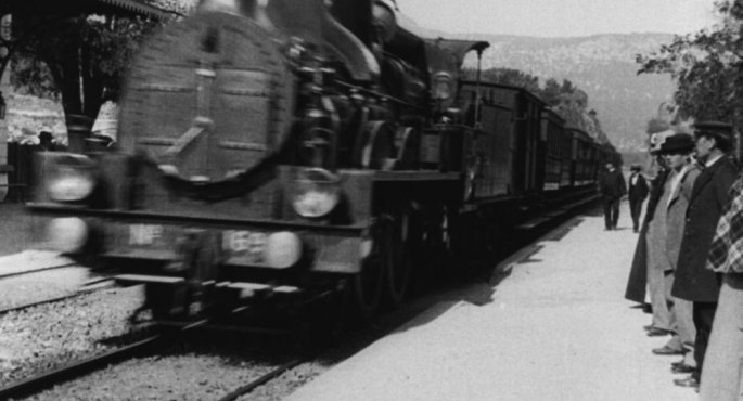 """Ανάλυση - """"Η άφιξη του τραίνου στο σταθμό της Λα Σιοτά"""" και η μυθική αύρα του"""