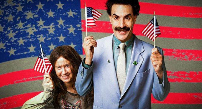 """Έρχεται σειρά """"Borat"""" με πολλές κομμένες σκηνές"""
