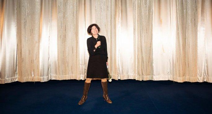 """Δάφνη Χαριζάνη: """"H τέχνη είναι πολιτική"""""""