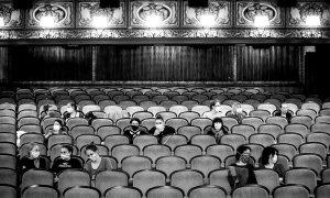 covid status theatres